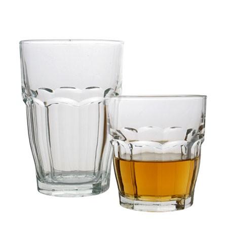 Čaša za sokove i koktele Rock Bar,zapremina 7 cl, 20 cl, 27 cl, 39 cl, 37 cl, 48 cl i 65 cl