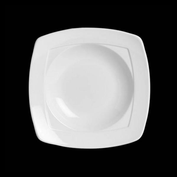Simplicity kockasti duboki tanjiri 19.6/23/25.9 cm