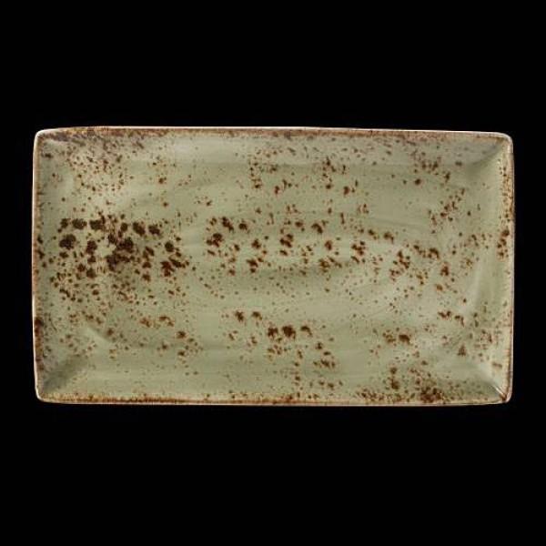 Craft pravougaoni tanjir 37 cm x 16.5 cm