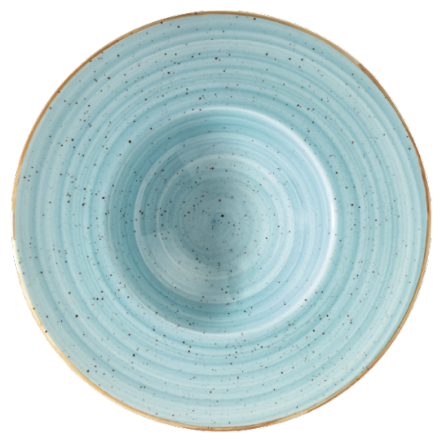Aura aqua duboki tanjir 28 cm