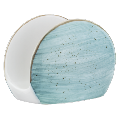 Aura aqua držač za salvete 10 cm