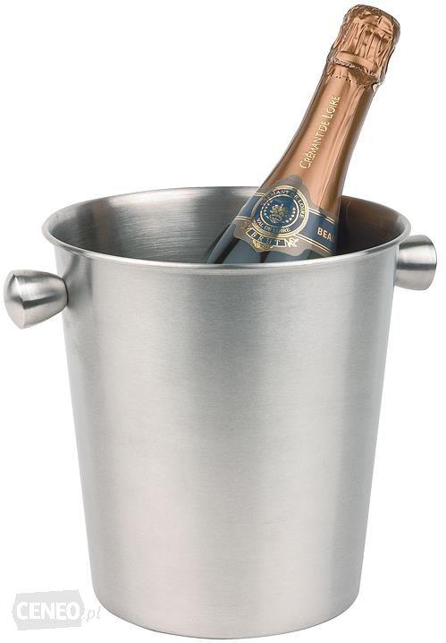 Kibla za šampanjac inox